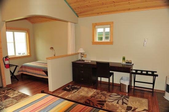 KBBC Guest Cabin Interior