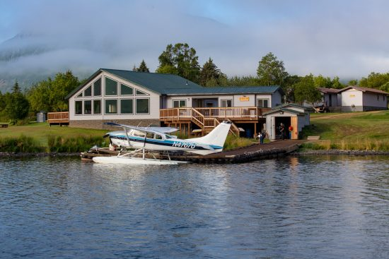Kodiak Brown Bear Lodge